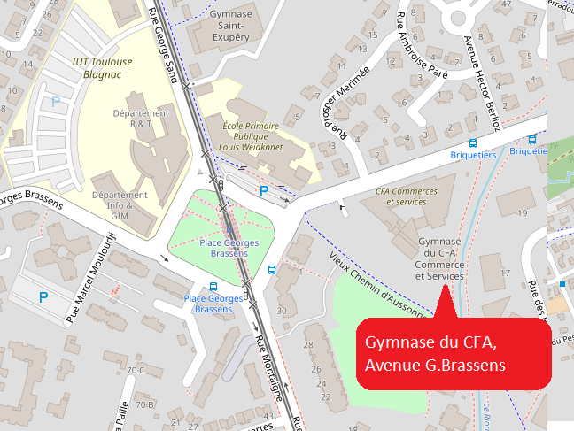 CFA Location